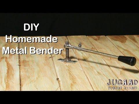 DIY Homemade Metal Bender