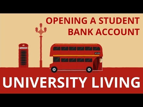 How To Open A UK Student Bank Account Online   Student Bank Account Process In UK