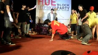 Trung Santo (Hue Hiphop Block Party 2012)
