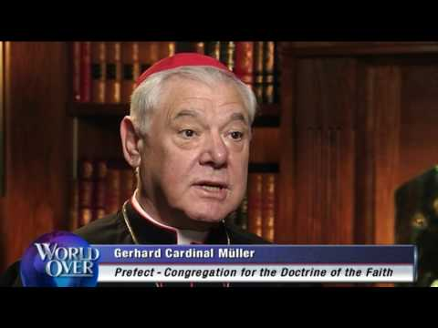World Over - 2017-05-25- EXCLUSIVE Cardinal Gerhard Müller with Raymond Arroyo