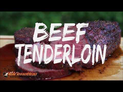 Reverse Sear Beef Tenderloin Recipe - How To Cook Chateaubriand With Slow 'N Sear