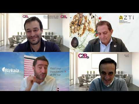 Emprendimiento y talento en la era digital: conversando con Azti y Diputación Foral de Bizkaia