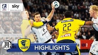 THW Kiel - Rhein-Neckar Löwen | Highlights - LIQUI MOLY Handball-Bundesliga 2019/20