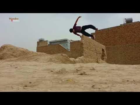Hazara Parkour, Free Running and Gymnastic. Hazara Parkour Clip
