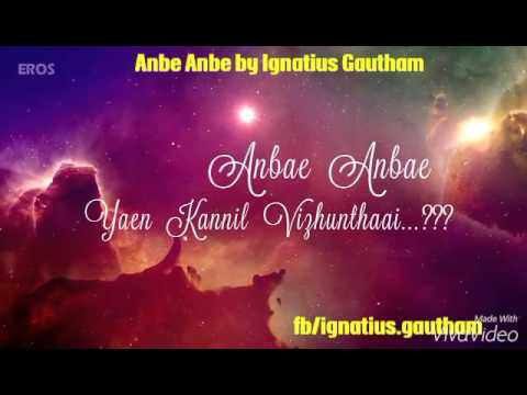 Anbe Anbe (Darling) - Ignatius Gautham