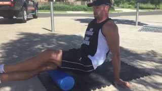 Foam Rolling Sequence - Baxter Basics Personal Training & Boot Camp