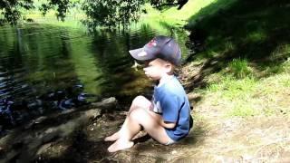 Никита на нижнем озере в Калининграде 16 06 2011(, 2011-06-16T19:14:34.000Z)