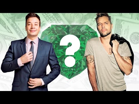 WHO'S RICHER? - Jimmy Fallon or Ricky...