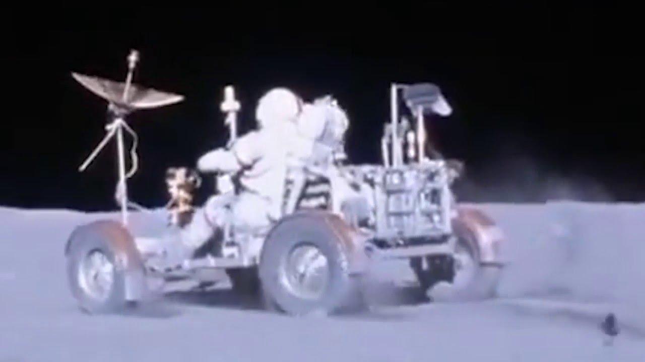 Lunar Rover Hoax - YouTube