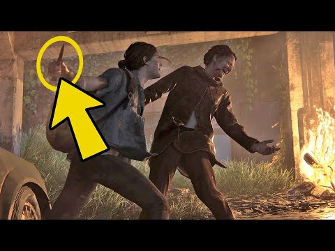 Last Of Us 2: 9 New Gameplay Mechanics That Change EVERYTHING
