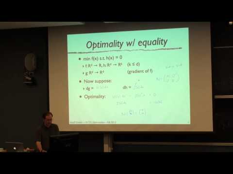 Lecture 12: Newton's method