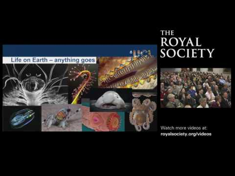 Why is life the way it is? Michael Faraday Prize Lecture - D