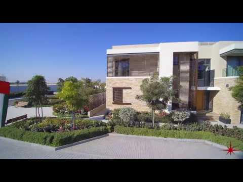 Sobha Hartland, Dubai - The Drone View