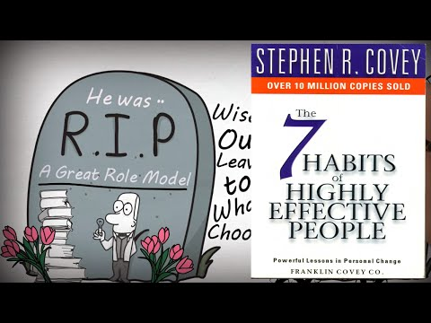 7 HABITS OF HIGHLY EFFECTIVE PEOPLE SUMMARY YouTube