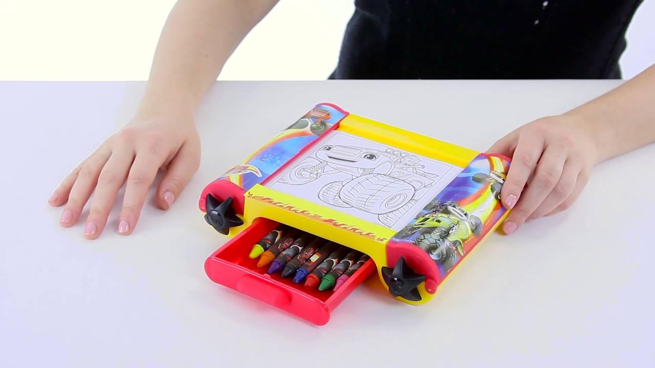 Alex toys blaze color scroller