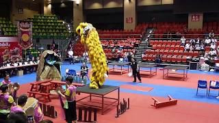Publication Date: 2017-11-20 | Video Title: 2017年四海同心【洪熙官纪念盃】~ 香港傳統獅藝挑戰 -