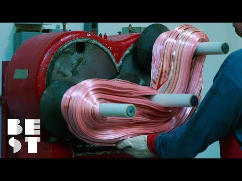 How Is Candy Made? Hammond's Candy Factory Gives Us Behind The Scenes | Best Products