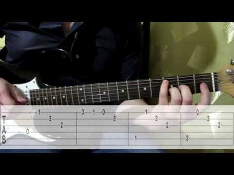 Scorpions   When The Smoke Is Going Down tab + chords how to play cover guitar lesson