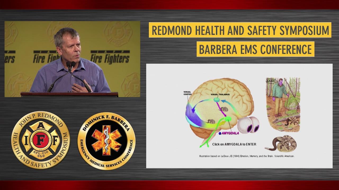 IAFF Redmond Symposium 2018: Post-Traumatic Stress Disorder
