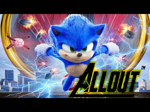 Sonic The Hedgehog 2020 Official trailer ( Reaction ) – Allout