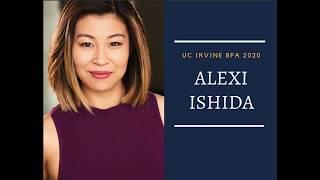 Alexi Ishida - UC Irvine BFA Showcase Materials 2020