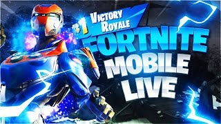 Fortnite Mobile CLAW Handcam // mobile trickshots // Fortnite Mobile Gameplay