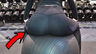 BIGGEST BUTT WORKOUT
