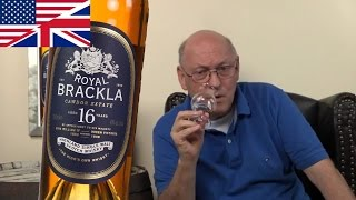 Whisky Review/Tasting: Royal Brackla 16 Years