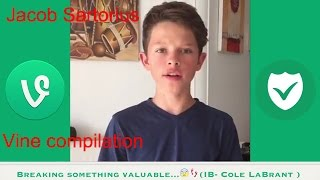 Jacob Sartorius Vine compilation (All Vines) - Best Viners 2016 [WITH TITLES] ✔