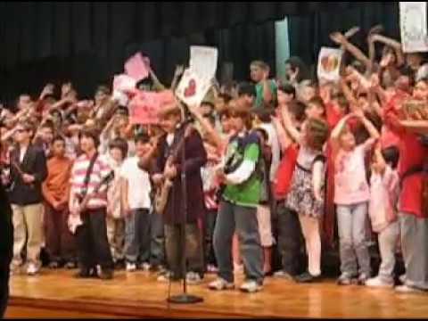 Spring Garden Elementary School Spring Concert 2009 Youtube