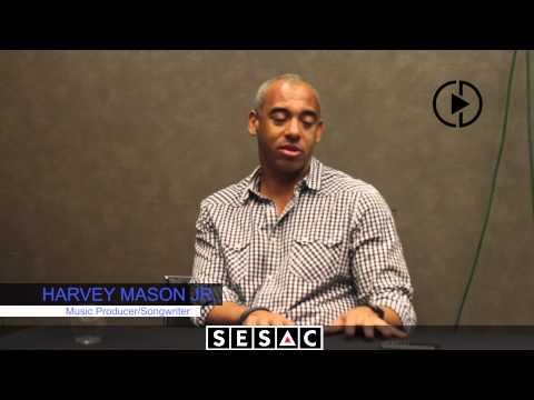 Harvey Mason Jr Talks Programming Songs