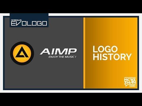 AIMP Logo History  Evologo Evolution of Logo