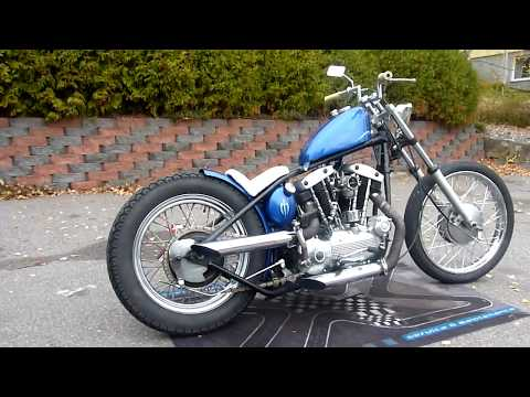 Harley Davidson Ironhead 900cc 1968