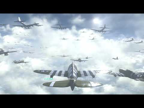 FLYING A PLANE!? (COD CAMPAIGN EPISODE 9)