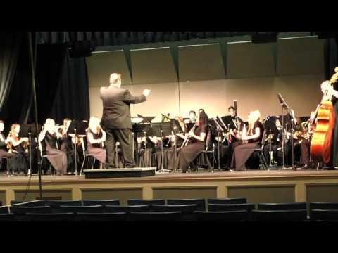 South Mecklenburg High School Wind Ensemble MPA 2016