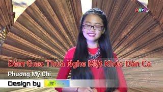 [Karaoke] Đêm Giao Thừa Nghe Một Khúc Dân Ca - Phương Mỹ Chi (Beat HD)