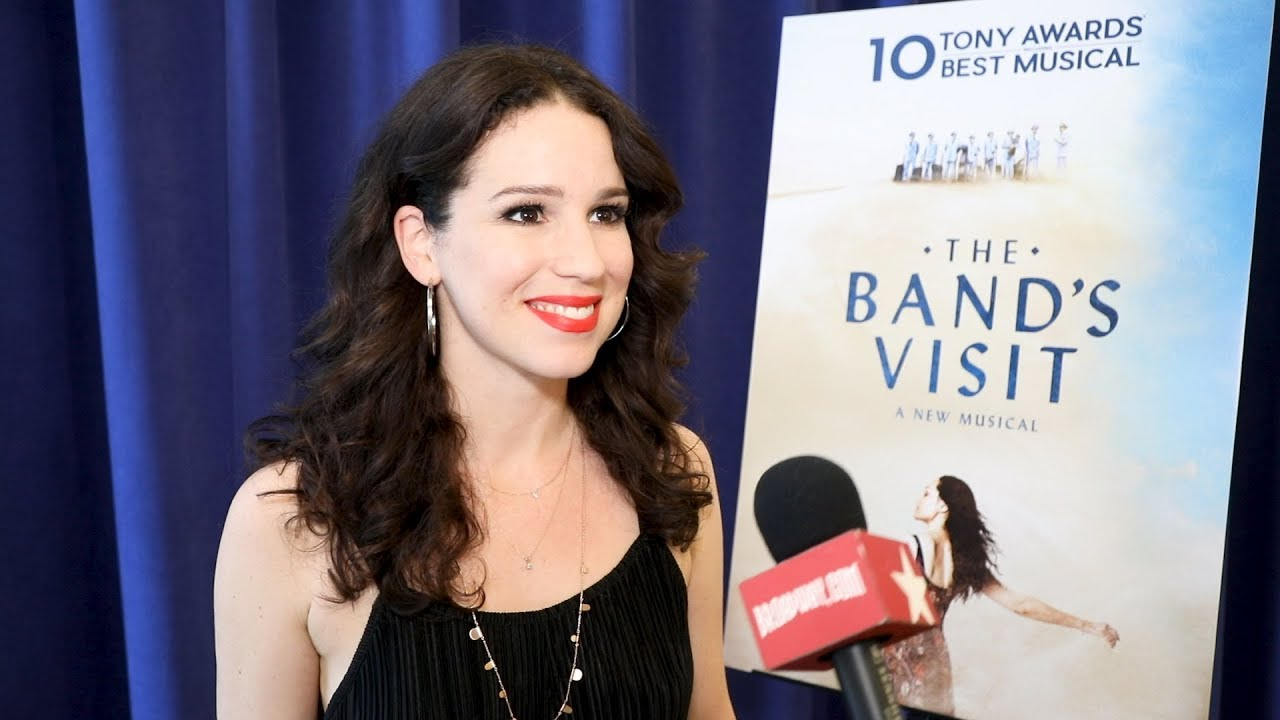 Chilina Kennedy, Sasson Gabay & More Preview THE BAND'S VISIT Tour