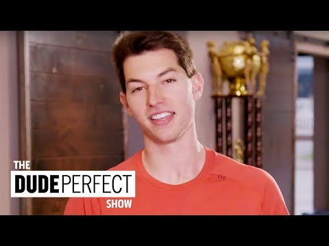 "CMT's Dude Perfect Show - Get To Know Coby Cotton, ""Twin #1"""