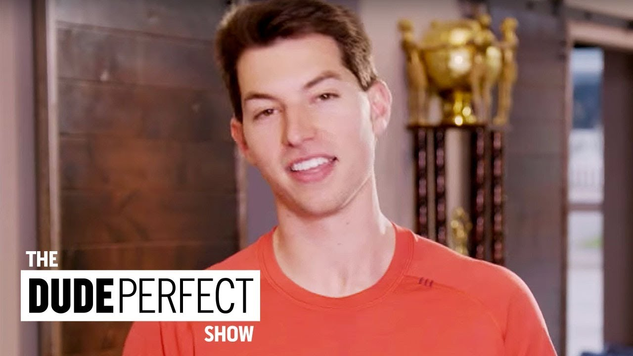 cmt u0027s dude perfect show get to know coby cotton