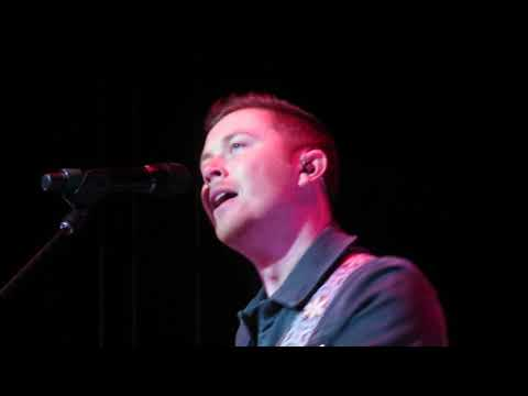 Scotty McCreery Boys From Back Home