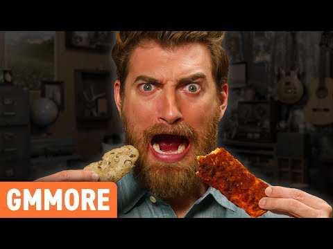 Pizza and Cookie Jerky Taste Test