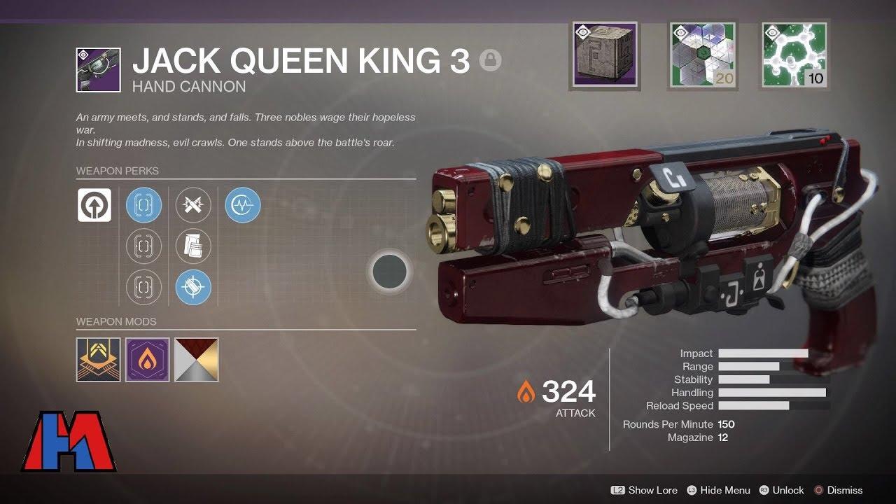 Lost Prophecy Verse 3 Jack Queen King 3