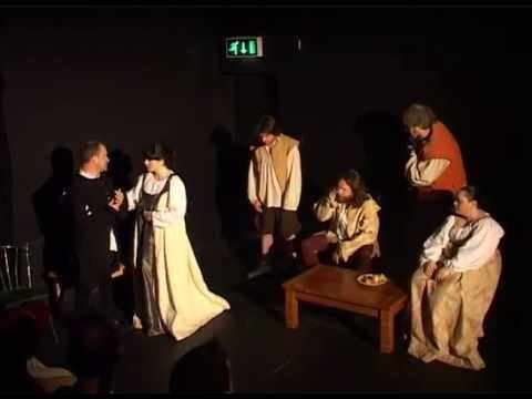 Merchant of Venice.  Town Hall Theatre Galway
