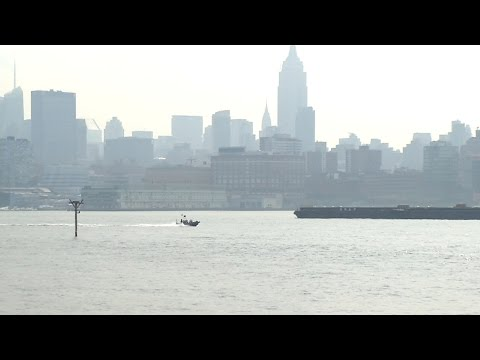 Report: Hudson River Most Polluted Between North Jersey And NYC