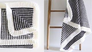 BettyAnn's Crochet Sweater Blanket