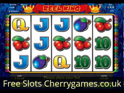 casino online play free slots reel king