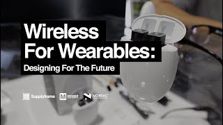 Wireless for Wearables: Designing For The Future