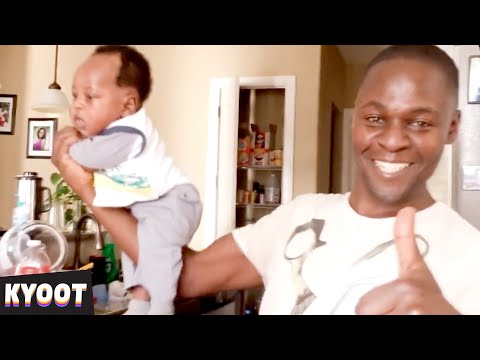 Best Dads Ever! 🤣 | Baby Cute Funny Moments | Kyoot