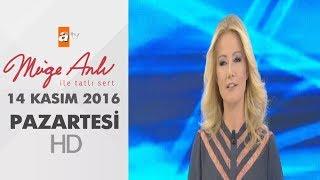 Müge Anlı ile Tatlı Sert 14 Kasım 2016 -  1714. Bölüm - atv