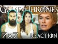 GAME OF THRONES Season 7 Episode 7 Reaction Part 1 The Dragon And The Wolf mp3